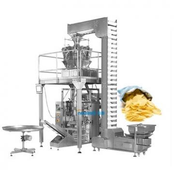 Fully Automatic Puffed Food Potato Chips Banana Chips Packing Machine