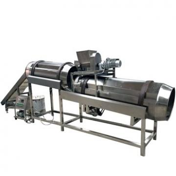 304 Stainless Steel Automatic Flow Wrapper Puffed Food Packing Machine for French Muffin Bread Razors