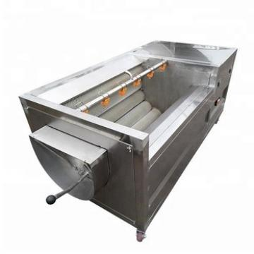 Air Bubble Fruit Vegetable Washing Machinery