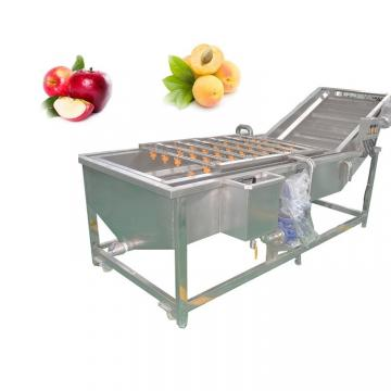 Factory Price Fruit Vegetable High Quality Air Bubble Washing Machine