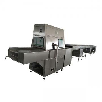 Candy Bar Cooling Tunnel Chocolate Machine