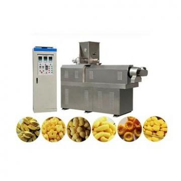 Corn Pop Small Potato Chips Snack Food Vertical Packing Machine for Snack